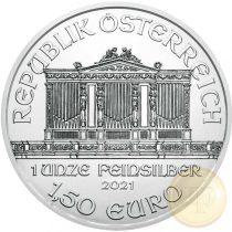 Bécsi Filharmonikusok, EZÜST (1/1 uncia) min. rendelhető mennyiség 25 darab!