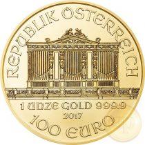 Bécsi Filharmonikusok (1 uncia) Ausztria