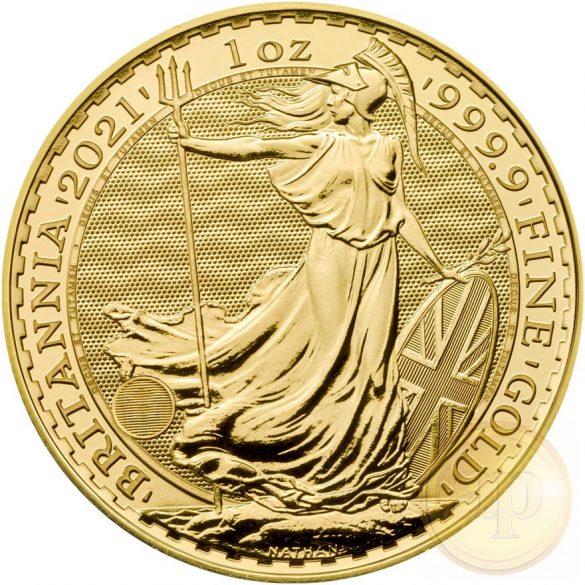 Britannia (1 uncia) Nagy-Britannia