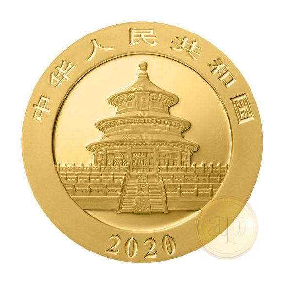 Arany Panda (30 gramm) Kína