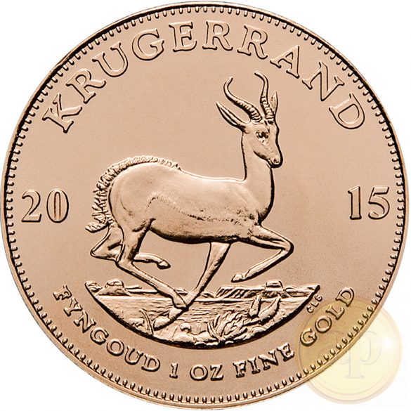 Krugerrand (1 uncia) Dél-Afrika