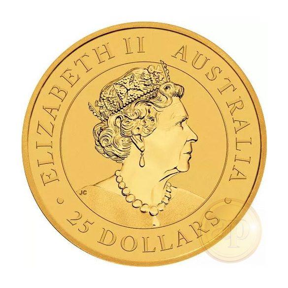 Kenguru - Nugget (1/4 uncia) Ausztrália