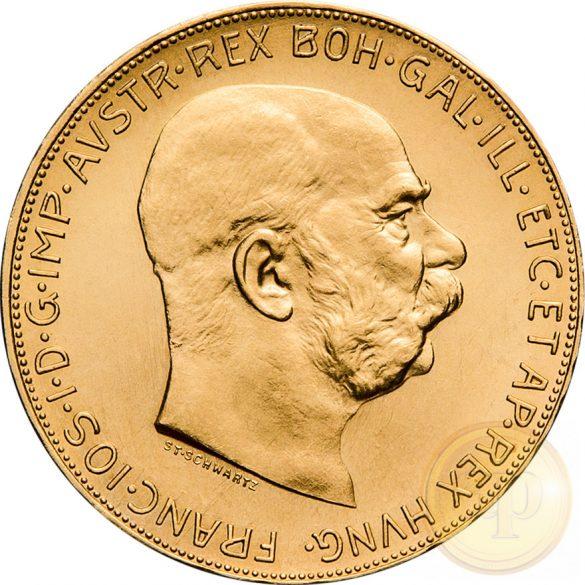 Osztrák-Magyar Monarchia - 20 korona utánv. Ferenc J., 1915,  osztrák