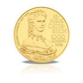 Modern aranyérmék